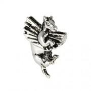 IMPPAC 925 Silber Bead Modul Pegasus European Beads SMQ019