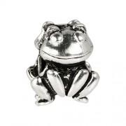 IMPPAC 925 Bead Modul Frosch European Beads Silber SMQ620