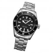 Fonderia Herren-Armbanduhr P-7A002UNN Quarz Edelstahl-Armband silber UAP7A002UNN