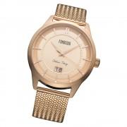 Fonderia Herren-Uhr P-8R010UR1 Quarz Edelstahl-Armband rosegold UAP8R010UR1