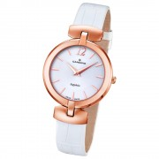 CANDINO Damen-Uhr - Elegance Flair - Analog - Quarz - Leder - UC4567/1