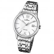 Candino Herren-Armbanduhr Edelstahl silber C4614/2 Quarz Klassisch UC4614/2