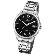 Candino Herren-Armbanduhr Edelstahl silber C4614/4 Quarz Klassisch UC4614/4