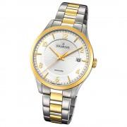 Candino Herren-Armbanduhr Edelstahl silber gold C4631/1 Quarz Klassisch UC4631/1