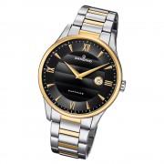 Candino Herren Armbanduhr Classic C4639/4 Edelstahl Quarz silber gold UC4639/4