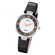 Candino Damen Armbanduhr Lady Elegance C4669/2 Quarz Leder schwarz UC4669/2