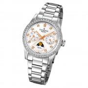 Candino Damen Armbanduhr Lady Elegance C4686/1 Quarz Edelstahl silber UC4686/1