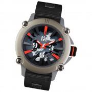 Ene Watch Modell 110 Camouflage/schwarz, 51mm, Nylon-Armband UE72395