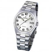 FESTINA Herren-Armbanduhr analog Quarz Edelstahl Klassik Uhr UF16374/9