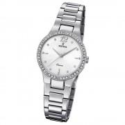 Festina Damen Armband-Uhr F20240/1 Quarz Edelstahl silber UF20240/1