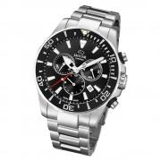 Jaguar Herren-Armbanduhr Edelstahl silber J861/3 Saphir Executive UJ861/3