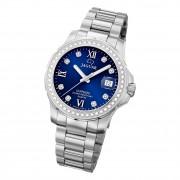 Jaguar Damen Armbanduhr Cosmopolitan J892/3 Analog Edelstahl silber UJ892/3