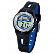 Calypso Jugenduhr schwarz-blau Digital Calypso Uhren UK5506/3