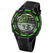 Calypso Herrenuhr Chronograph schwarz-grün Uhren Kollektion UK5625/3