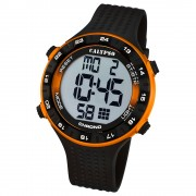 CALYPSO Herren-Uhr - Sport - digital - Quarz - PU - UK5663/3