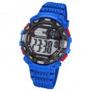 Calypso Herren-Armbanduhr Digital for Man digital Quarz PU blau UK5702/2