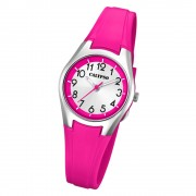 Calypso Damen Armbanduhr Sweet Time K5750/2 Quarz-Uhr PU pink UK5750/2