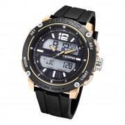 Calypso Herren Armbanduhr K5796/3 Analog-Digital Kunststoff schwarz UK5796/3