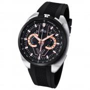 LOTUS Herren-Uhr - Chronograph - Analog - Quarz - PU - UL10128/4