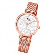 LOTUS Damen Armbanduhr Bliss 18710/1 Quarz Edelstahl rosegold UL18710/1