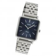 Oozoo Damen Armbanduhr Ultra Slim C9951 Quarzwerk Edelstahl silber UOC9951