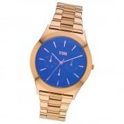 STORM Damenuhr blau Edelstahl Armband Uhr MULTIZAN RG-BLUE UST47232/B0