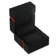IMPPAC Ringschachtel Schmuck Geschenk Verpackung rot Etui 50x54x38mm VE112