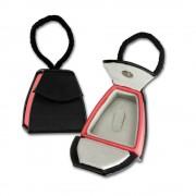 IMPPAC Schmuck-Tasche Ring Ohrring Universal-Schmuckschachtel 50x55mm VE210
