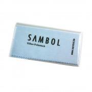 SilberDream Sambol Schmuck Reinigungstuch Pflege Poliertuch ZAP1381