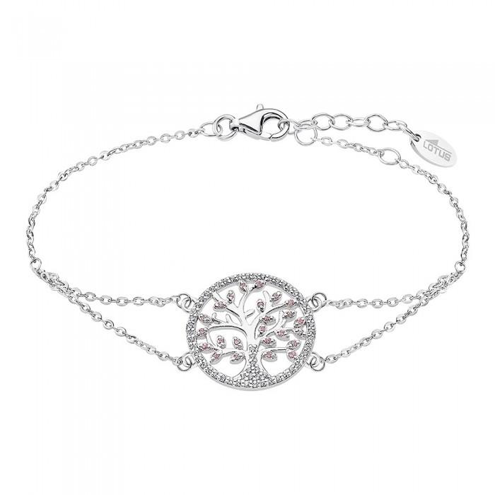Lotus Armband 925er silber