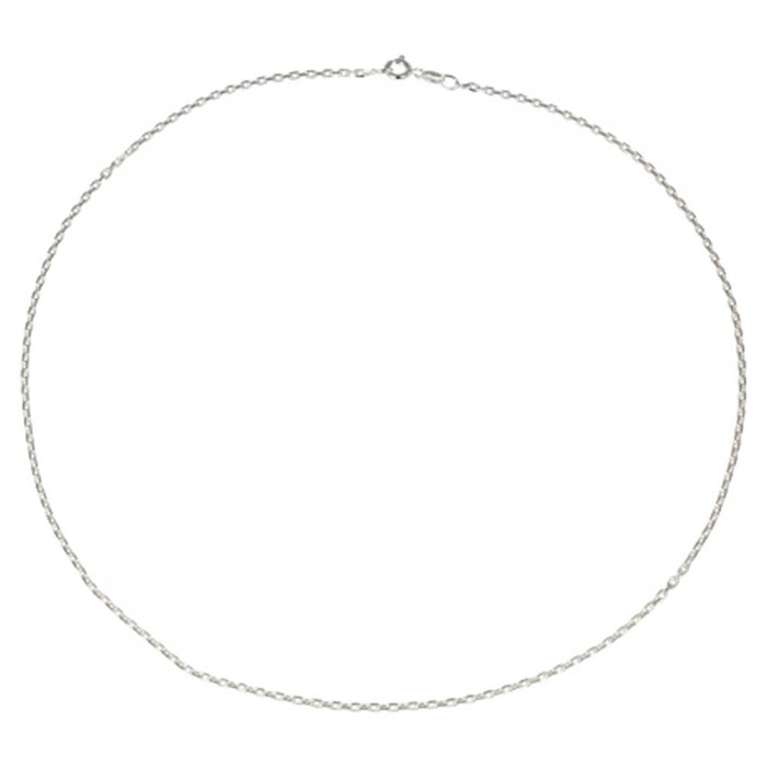KISMA Collier Anker Kette Länge 50cm 925er Silber KIK0134 011 50