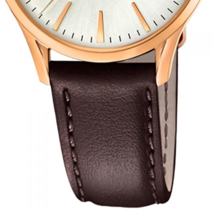 Lotus Armbanduhr Leder 184071 Damen Ul184071 Braun Revival Quarz ordWCxBe