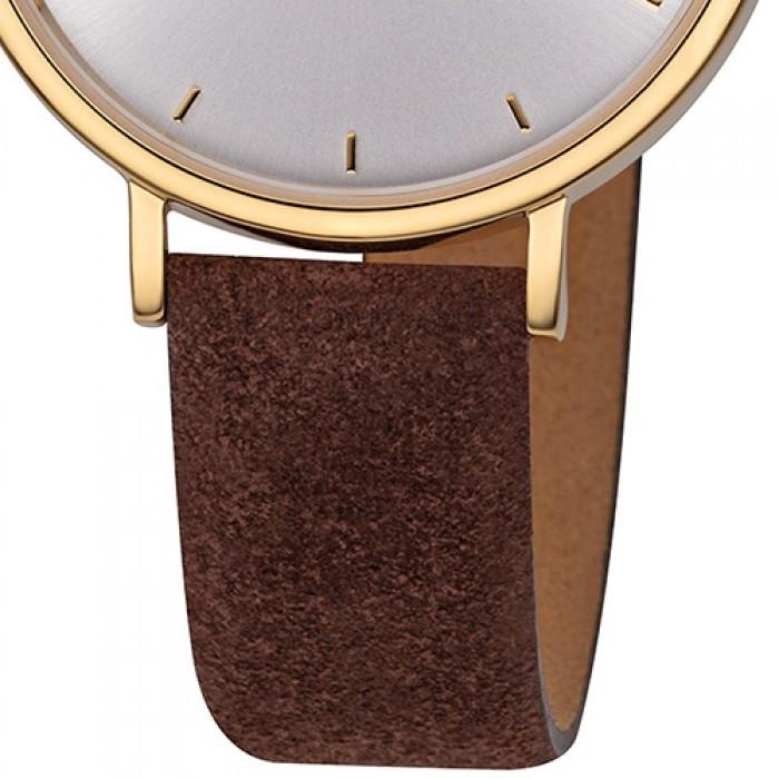 Armbanduhr F Quarz Braun 1138 Analog Leder Damen Urf1138 Regent Uhr AjS4c3Lq5R