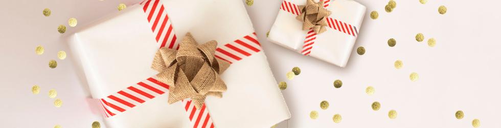 Geschenke und Geschenkeideen