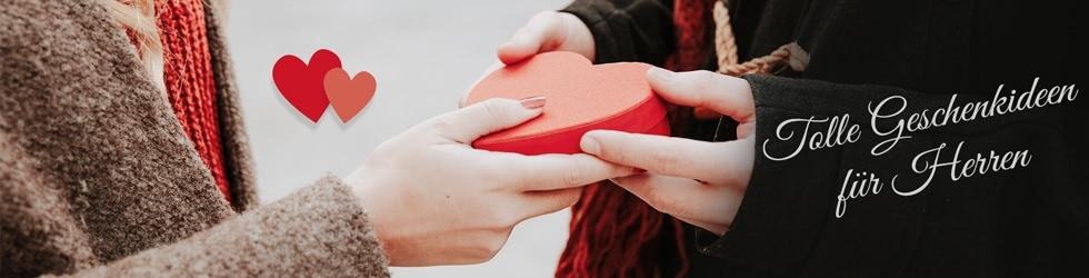 Herrenschmuck zum Valentinstag