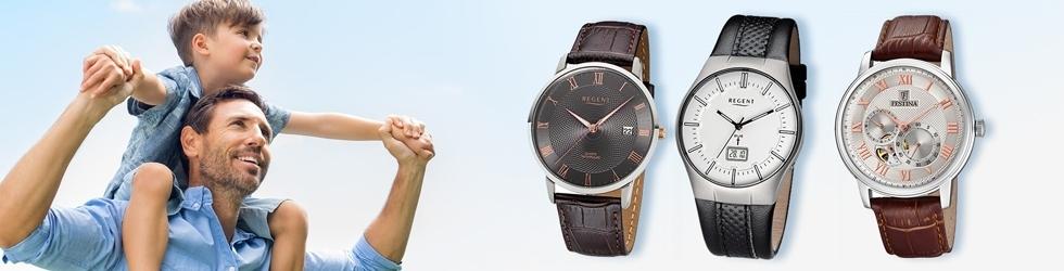 Uhren als Geschenk zum Vatertag