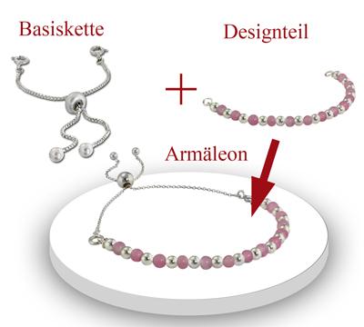Armäleon - Ihr individuelles Armband