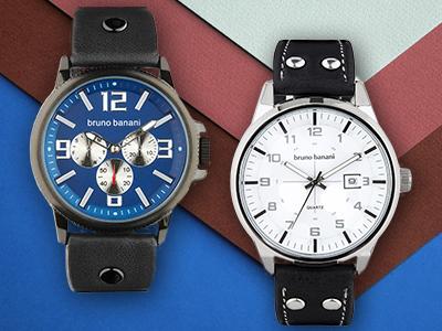 Uhren von Bruno Banani