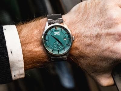 Fonderia Vintage Uhren