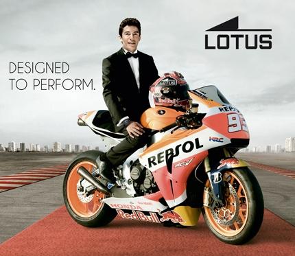 Lotus Marquez Uhr