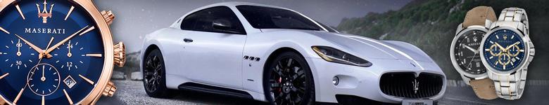 Maserati Herrenuhren