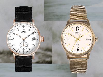 Uhren von Ruhla