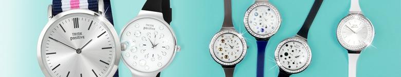 Uhrenmarke Think Positive