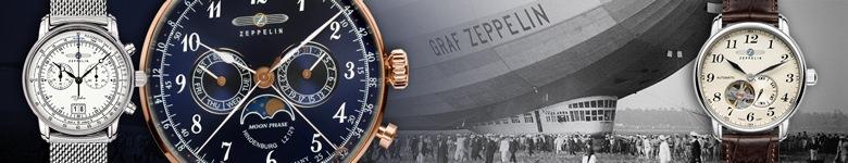 Fliegeruhren von Zeppelin