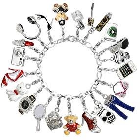 Charms Armband