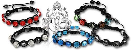 Shamballa Armbänder