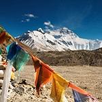 Glücksbringer aus Tibet