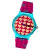 Chic-Watches Damenuhr Herzen Armbanduhr Chic Lady-Kollektion UC022