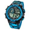 Calypso Armbanduhr Herren Digital for Man K5723/4 Quarzuhr schwarz blau UK5723/4