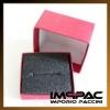 Produkt - IMPPAC Ring Schmuck Etui Schachtel Verpackung 40x45  925er Silber IMPPAC Silberbeads VE06